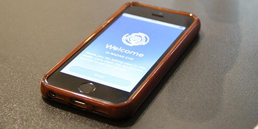 Help us develop a new mobile health app | RADAR-CNS